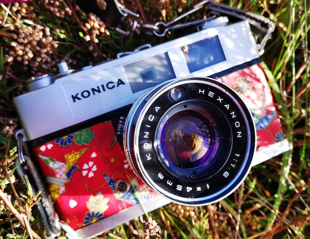 Konica Kristmas: Return to Auto S1.6
