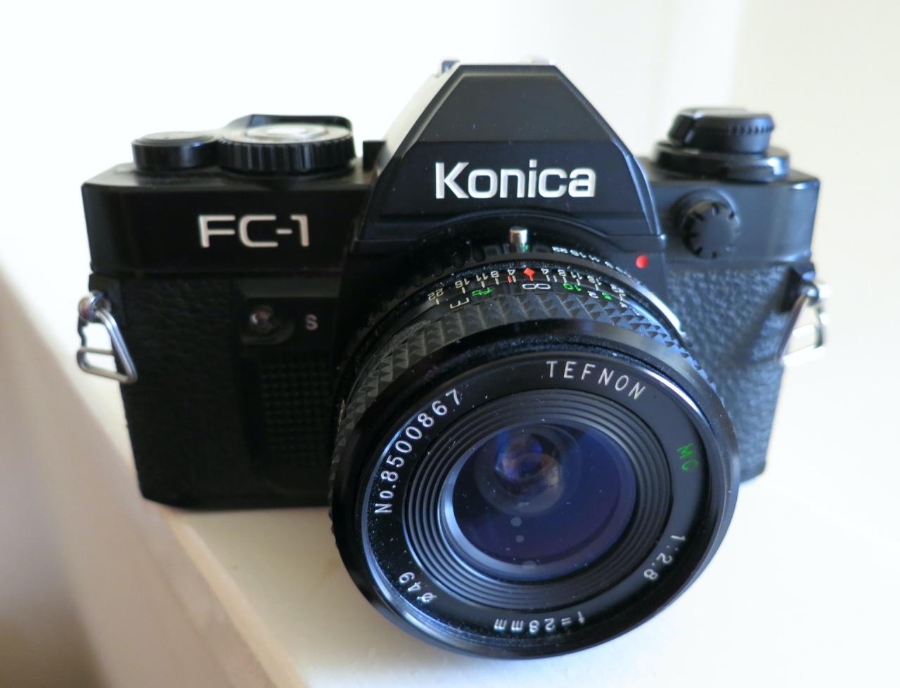 Konica Kristmas: FC-1