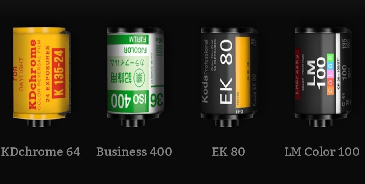FIMO – Analogue CameraApp
