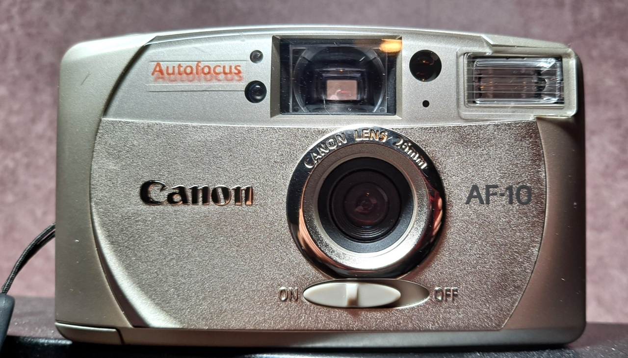 Canon Sure Shot AF-10 (PrimaAF-10)