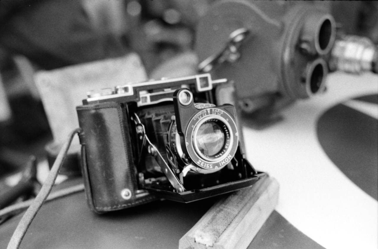 Photo Post: Yashica FX-D and daysout