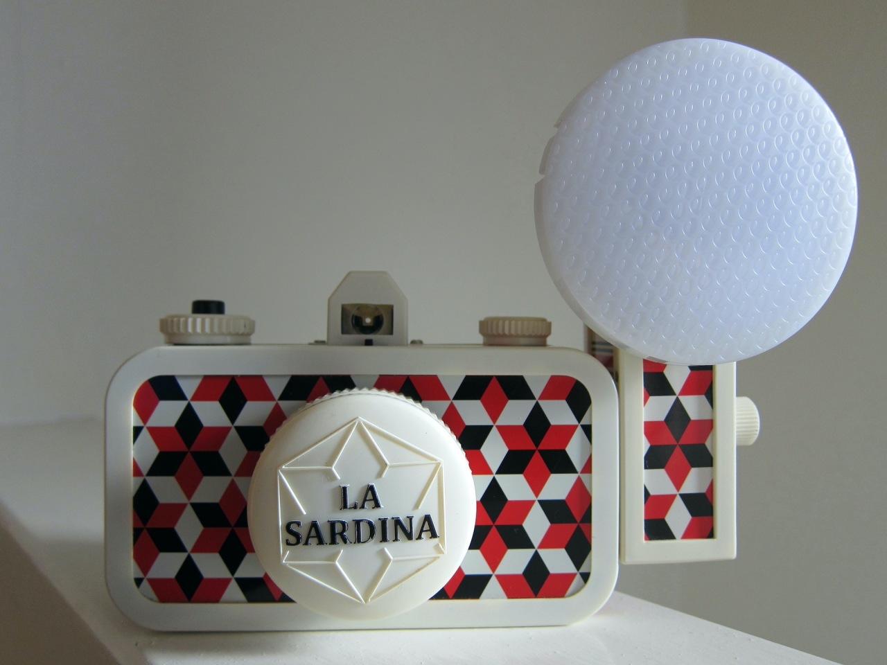 Lomography La Sardina